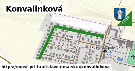 ilustrácia k Konvalinková, Most pri Bratislave - 469m