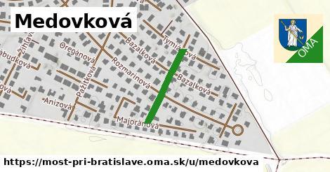 ilustrácia k Medovková, Most pri Bratislave - 222m