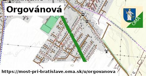 ilustrácia k Orgovánová, Most pri Bratislave - 485m