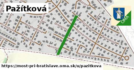 ilustrácia k Pažítková, Most pri Bratislave - 243m