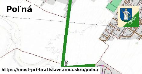 ilustrácia k Poľná, Most pri Bratislave - 1,31km
