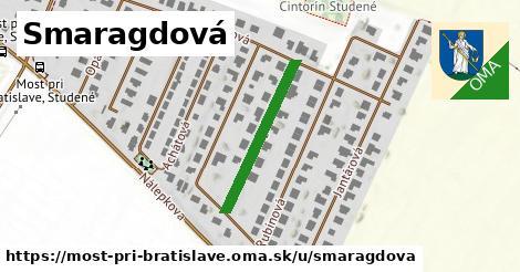 ilustrácia k Smaragdová, Most pri Bratislave - 253m