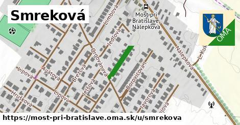 ilustrácia k Smreková, Most pri Bratislave - 127m