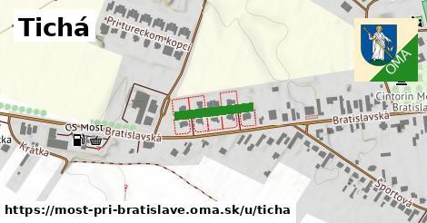 ilustrácia k Tichá, Most pri Bratislave - 139m