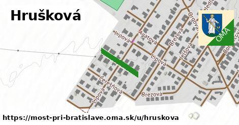 ilustrácia k Hrušková, Most pri Bratislave - 135m