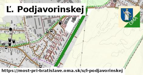 ilustrácia k Ľ. Podjavorinskej, Most pri Bratislave - 674m