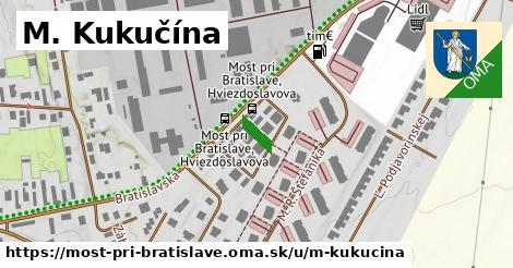 ilustrácia k M. Kukučína, Most pri Bratislave - 56m