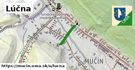 ilustrácia k Lúčna, Mučín - 135m