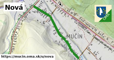 ilustrácia k Nová, Mučín - 458m