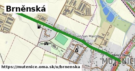 ilustrácia k Brněnská, Mutěnice - 1,25km