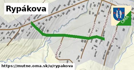 ilustrácia k Rypáková, Mútne - 429m