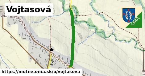 ilustrácia k Vojtasová, Mútne - 570m