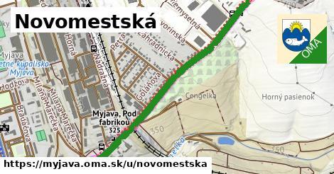 ilustrácia k Novomestská, Myjava - 1,38km