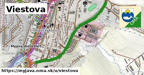 ilustrácia k Viestova, Myjava - 1,03km