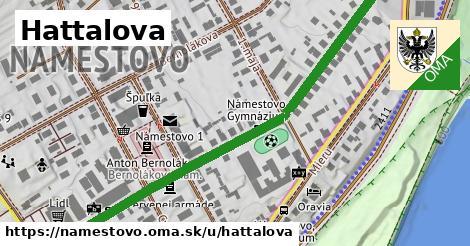 ilustrácia k Hattalova, Námestovo - 0,77km