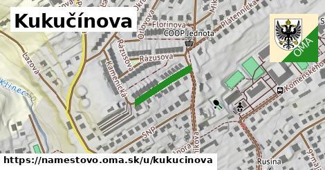 ilustrácia k Kukučínova, Námestovo - 149m