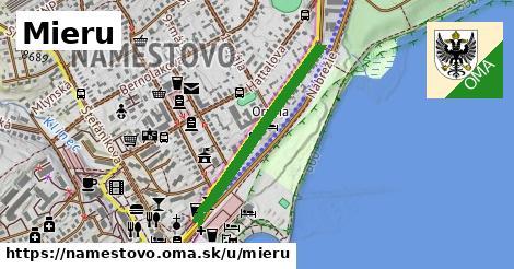 ilustrácia k Mieru, Námestovo - 612m