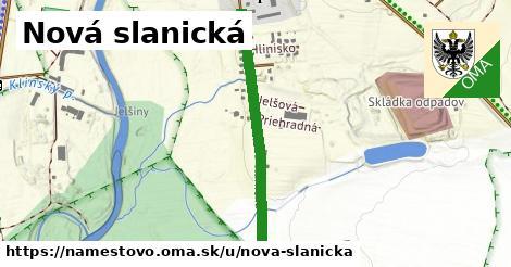ilustrácia k Nová slanická, Námestovo - 1,73km