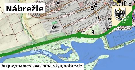ilustrácia k Nábrežie, Námestovo - 4,2km