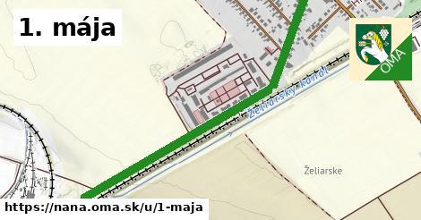 ilustrácia k 1. mája, Nána - 1,23km