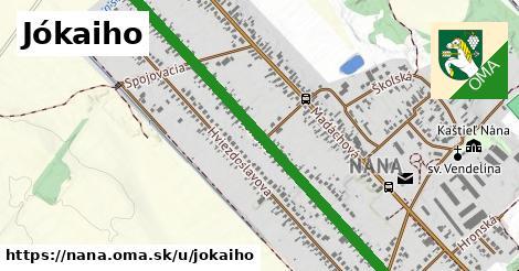 ilustrácia k Jókaiho, Nána - 1,12km