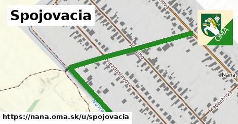 ilustrácia k Spojovacia, Nána - 1,52km