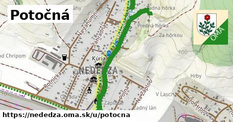 ilustrácia k Potočná, Nededza - 1,09km