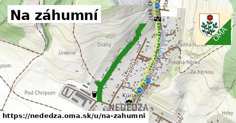 ilustrácia k Na záhumní, Nededza - 580m