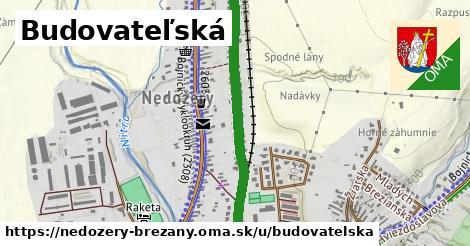 ilustrácia k Budovateľská, Nedožery - Brezany - 1,31km