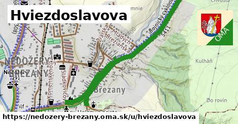ilustrácia k Hviezdoslavova, Nedožery - Brezany - 474m