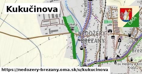 ilustrácia k Kukučínova, Nedožery - Brezany - 275m