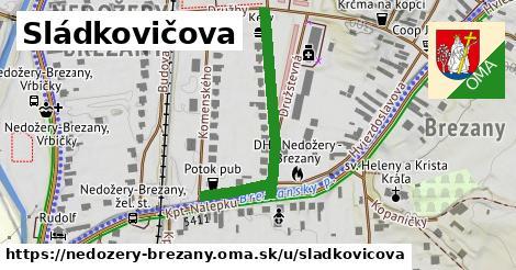 ilustrácia k Sládkovičova, Nedožery - Brezany - 378m