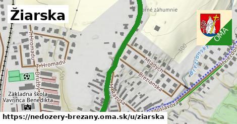 ilustrácia k Žiarska, Nedožery - Brezany - 437m