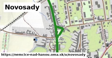 ilustrácia k Novosady, Němčice nad Hanou - 542m