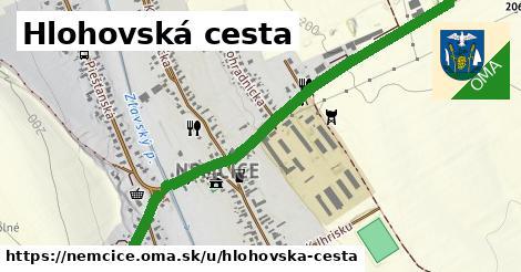ilustrácia k Hlohovská cesta, Nemčice - 0,98km