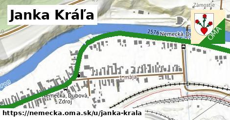 ilustrácia k Janka Kráľa, Nemecká - 0,89km