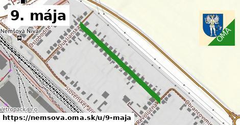 ilustrácia k 9. mája, Nemšová - 340m