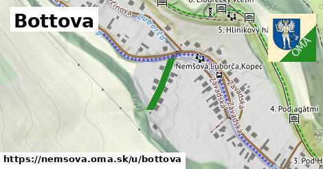 ilustrácia k Bottova, Nemšová - 128m