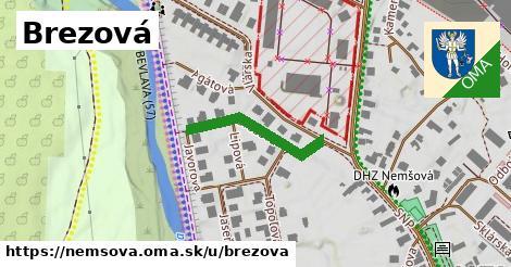 ilustrácia k Brezová, Nemšová - 223m