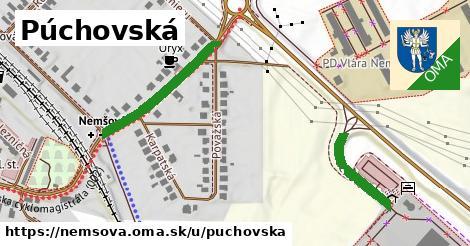 ilustrácia k Púchovská, Nemšová - 418m