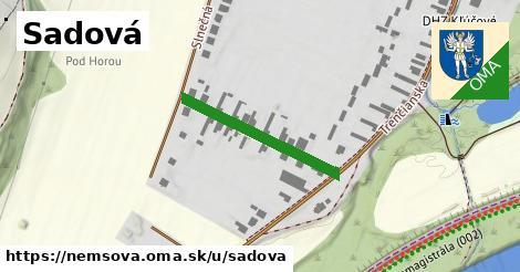 ilustrácia k Sadová, Nemšová - 248m