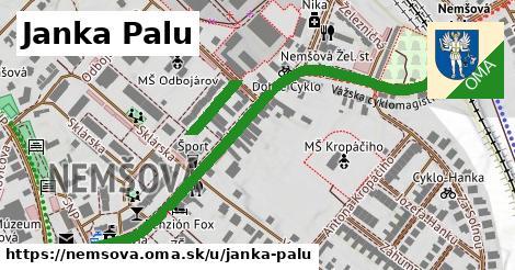 ilustrácia k Janka Palu, Nemšová - 0,85km