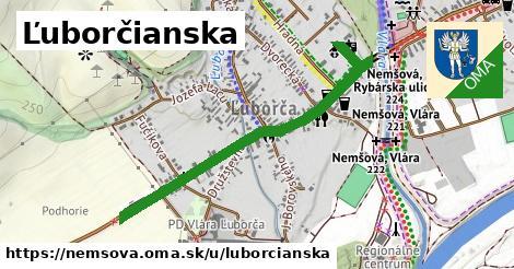 ilustrácia k Ľuborčianska, Nemšová - 0,85km