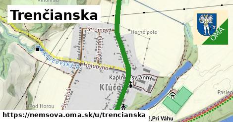 ilustrácia k Trenčianska, Nemšová - 1,33km