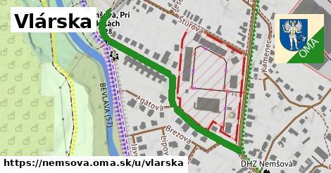 ilustrácia k Vlárska, Nemšová - 480m