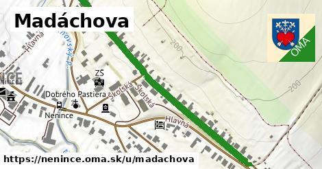 ilustrácia k Madáchova, Nenince - 573m