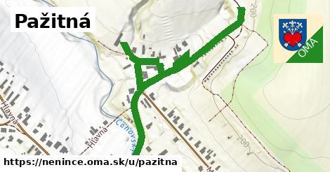 ilustrácia k Pažitná, Nenince - 0,88km