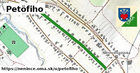 ilustrácia k Petöfiho, Nenince - 514m
