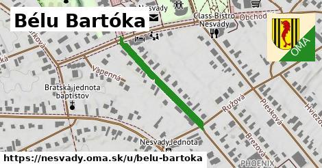 ilustrácia k Bélu Bartóka, Nesvady - 282m