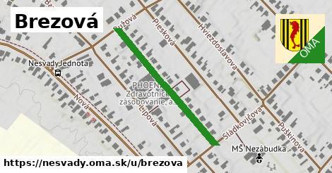 ilustrácia k Brezová, Nesvady - 343m
